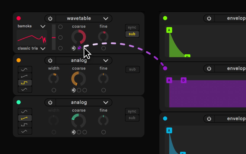 Circle VST and AU Plugin Colorful Audio