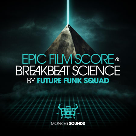 future funk squad epic sound score breakbeat science samples