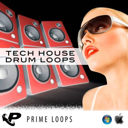 Tech House Drum Loops - Samples & Loops - Splice Sounds