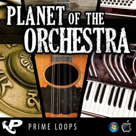 Planet Of The Orchestra Samples Loops Splice Sounds