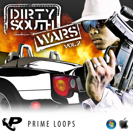 Dirty South Wars 2 - Samples & Loops - Splice Sounds
