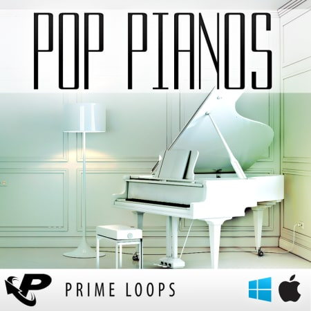 Pop Pianos - Samples & Loops - Splice Sounds