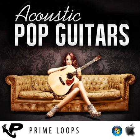 Acoustic Pop Guitars Samples Loops Splice Sounds