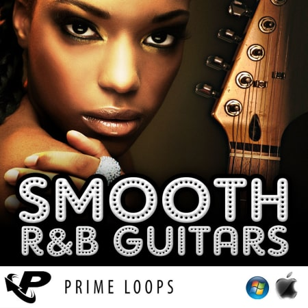 Smooth R&B Guitars - Samples & Loops - Splice Sounds