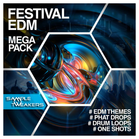 Festival EDM Mega Pack - Samples & Loops - Splice Sounds