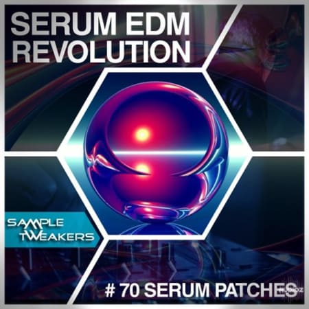 Serum EDM Revolution - Samples & Loops - Splice Sounds