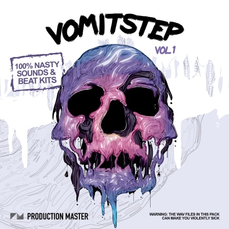 Vomitstep Pack Vol  1 - Samples & Loops - Splice Sounds