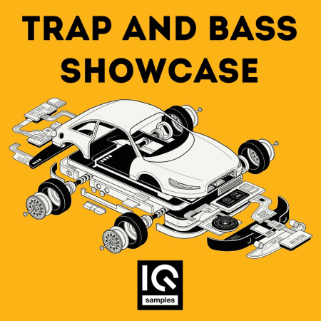 IQ Samples - Trap & Bass Showcase - Samples & Loops - Splice