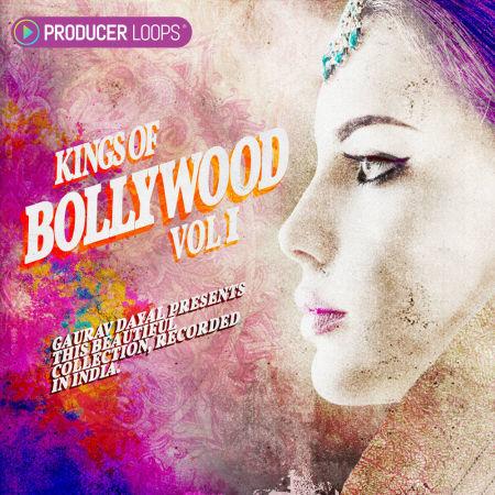 Kings of Bollywood Vol  1 - Samples & Loops - Splice Sounds