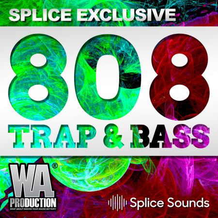 808 Trap and Bass - Samples & Loops - Splice Sounds