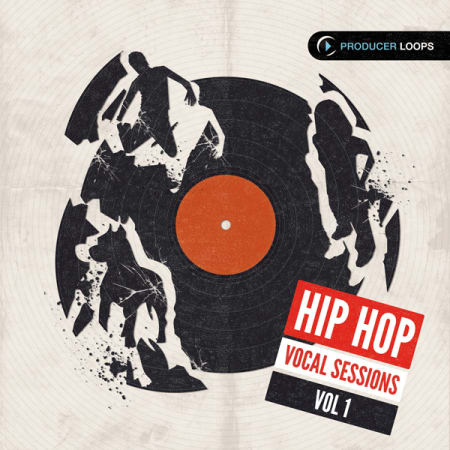 Hip Hop Vocal Sessions Vol  1 - Samples & Loops - Splice