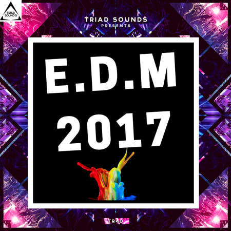 EDM 2017 - Samples & Loops - Splice Sounds