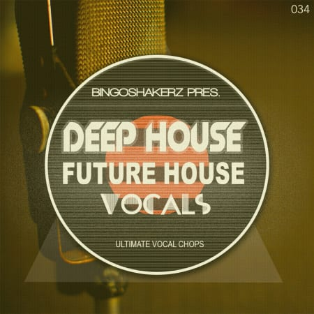 Deep House & Future House Vocals - Samples & Loops - Splice