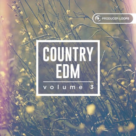 Country EDM Vol  3 - Samples & Loops - Splice Sounds