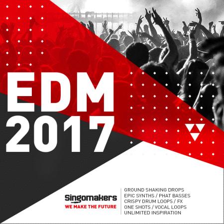 EDM 2017 - Samples & Loops - Splice Sounds