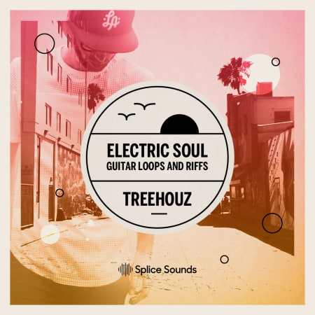 electric soul guitar loops and riffs by treehouz. Black Bedroom Furniture Sets. Home Design Ideas