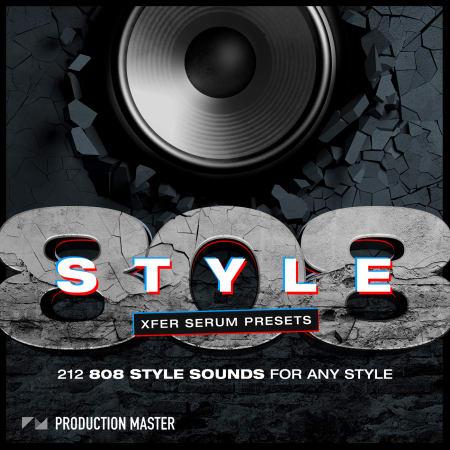 808 Style - Xfer Serum presets - Samples & Loops - Splice