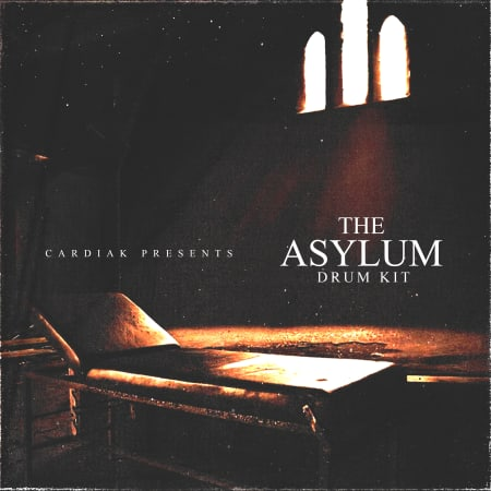 Cardiak Presents The Asylum Drum Kit - Samples & Loops - Splice