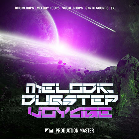Melodic Dubstep Voyage - Samples & Loops - Splice Sounds