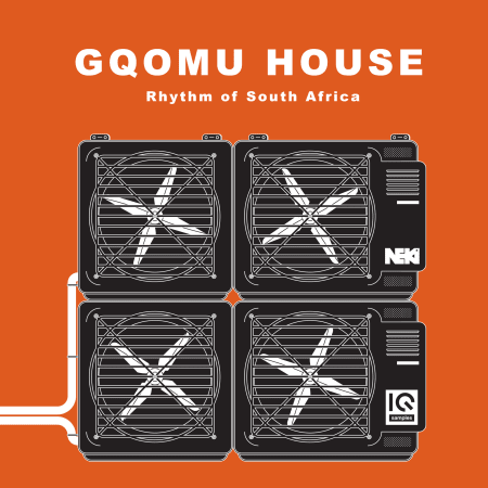 IQ Samples - GQOMU House - Rhythm of South Africa - Samples & Loops