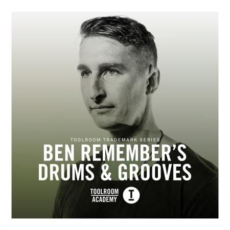 Trademark Series - Ben Remember's Drums & Grooves - Samples