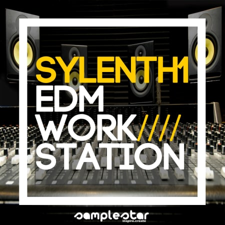Sylenth1 EDM Workstation Preset Pack