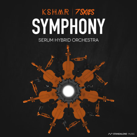 KSHMR & 7Skies - SYMPHONY Serum Hybrid Orchestra - Samples