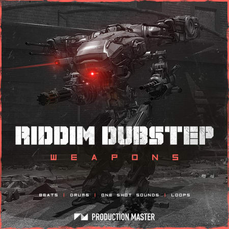 Riddim Dubstep Weapons - Samples & Loops - Splice Sounds