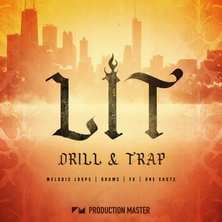 Lit Drill & Trap - Samples & Loops - Splice Sounds