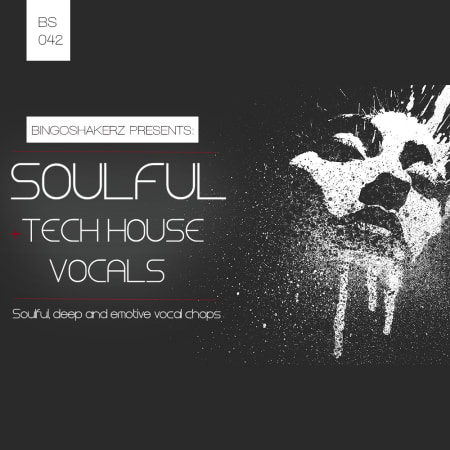 Variavision Soulful & Tech House Vocals - Samples & Loops