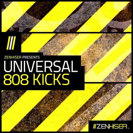 Universal 808 Kicks - Samples & Loops - Splice Sounds