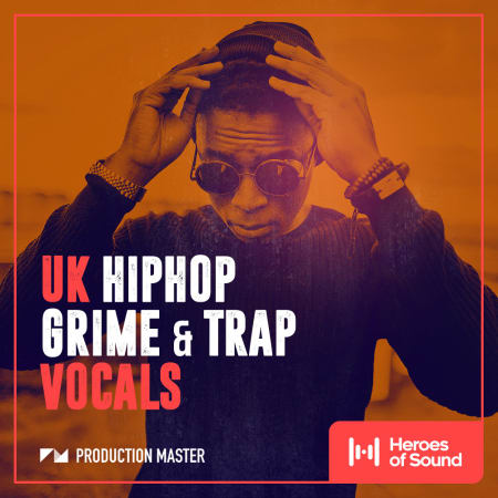 UK Hip-Hop, Grime & Trap Vocals - Samples & Loops - Splice