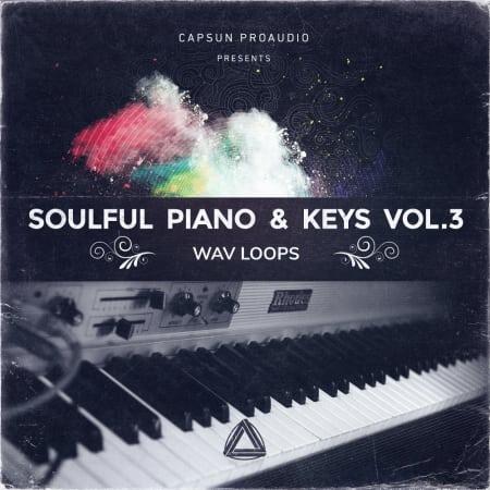 Soulful Piano Amp Keys Vol 3
