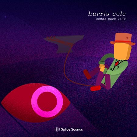 Harris Cole Sound Pack Vol  2 - Samples & Loops - Splice