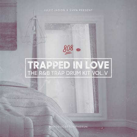 Trapped In Love Drum Kit Vol  5 - Samples & Loops - Splice