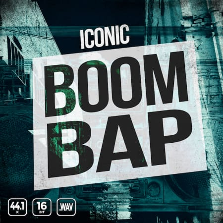 Iconic Boom Bap - Samples & Loops - Splice Sounds