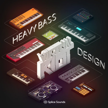 Virtual Riot: Heavy Bass Design - Samples & Loops - Splice