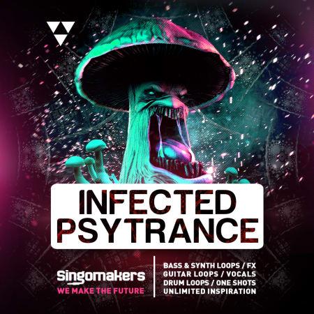 Singomakers - Infected Psytrance (REX2, WAV)
