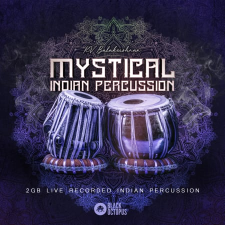 Mystical Indian Percussion - Samples & Loops - Splice Sounds