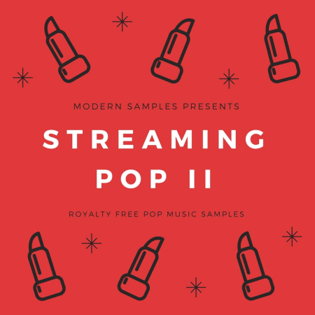 Modern Samples - Streaming Pop II - Samples & Loops - Splice