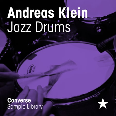 Andreas Klein - Jazz Drums - Samples & Loops - Splice Sounds