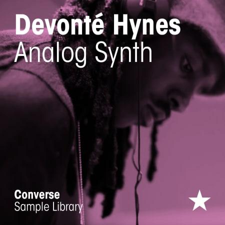 Devonté Hynes - Analog Synth - Samples & Loops - Splice