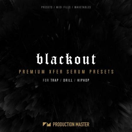 Blackout - Premium Xfer Serum Presets - Samples & Loops - Splice
