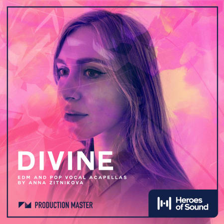 Divine: EDM & Pop Vocal Acapellas - Samples & Loops - Splice