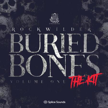 Splice Sounds Rockwilder's Buried Bones Vol 1 The Kit WAV