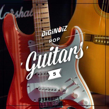 Pop Guitars 5 Samples Loops Splice Sounds