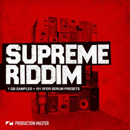 Supreme Riddim - Samples & Loops - Splice Sounds