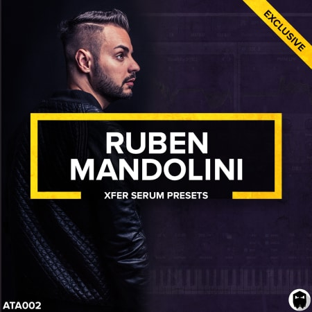 Ruben Mandolini Serum Presets - Samples & Loops - Splice