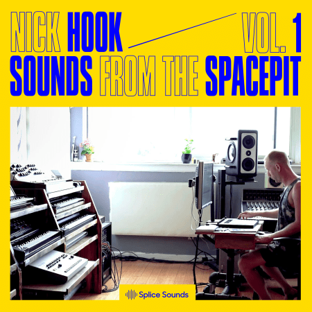 Splice Nick Hook Sounds from the Spacepit WAV-DECiBEL