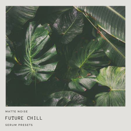 Matte Noise - Future Chill Serum Presets - Samples & Loops